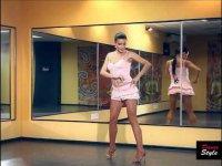 Клубные латинские танцы: урок сальсы