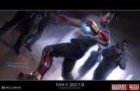 Концепт-арт к фильму «Железный человек 3»
