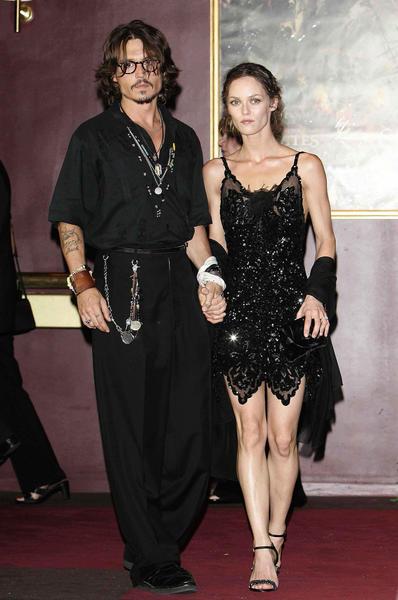 Джонни Депп и Ванесса Паради расстались 2 года назад?