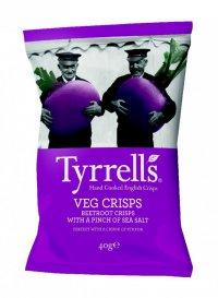 Картофельные чипсы: Tyrrels Beetroot chips