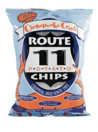 Картофельные чипсы: Route 11 Taro Chips