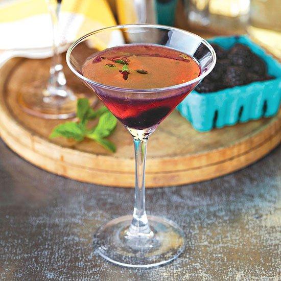 Освежающий летний мартини