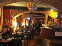 Тематические рестораны Львова: «Левый Берег»