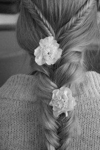 Идея для красивой косы