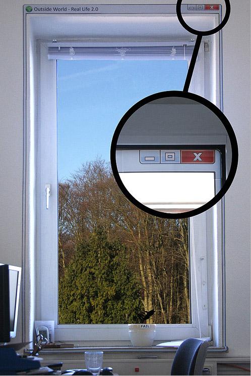 Типичный Windows