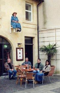 Подвесной стул