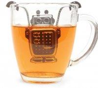 Робот в чашке