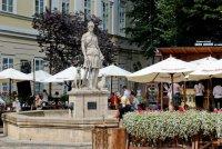 Тематические рестораны Львова: «Возле Дианы на Рынке»