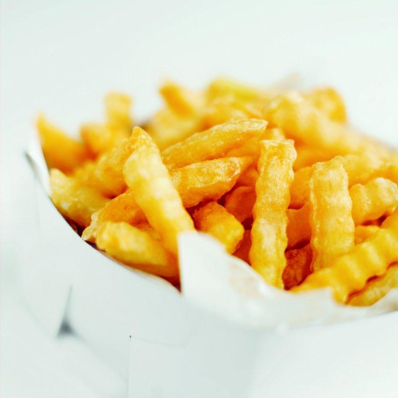Как правильно жарить картофель?