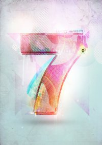Цифры по фен-шуй: 7