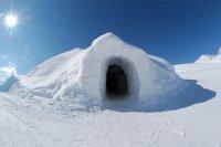 Необычные гостиницы: европейские ледяные отели