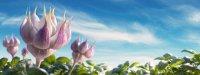 Цветок из чеснока