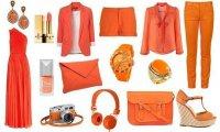 Апельсиновый гардероб