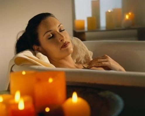 Ванны для упругости кожи