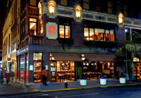 Необычные гостиницы: нью-йоркский отель-библиотека