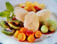Фруктовый салат с Маскарпоне