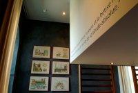Необычные гостиницы: бельгийский отель-школа