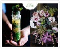 Напитки на свадьбу: папоротниковый мохито