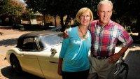Встреча со спорткаром через 42 года