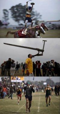 Сельские Олимпийские игры в Индии