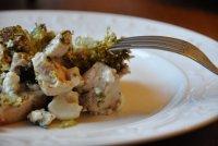 Салат с сыром Горгонзола