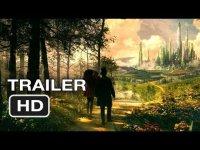 Трейлер фильма «Оз: Великий и Ужасный»