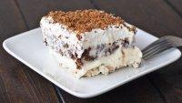 Десерт «Ванильное наслаждение»