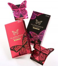 Дизайн презервативов: Glamorous Butterfly