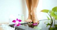 Как сделать ступни ног нежными за один вечер