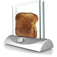 Тостер из стекла