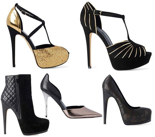 Коллекция обуви от Мадонны «Truth or Dare»