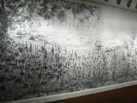 Рисунки пальцами от Джудит Браун