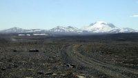 Карта пустынь: высокогорье Исландии