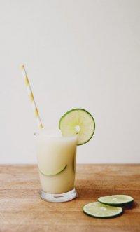 Кокосовый лимонад