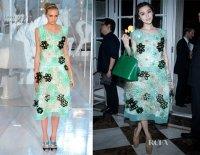 Фань Бинбин в платье от Louis Vuitton