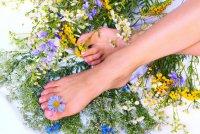 Уход за ногами: неприятный запах