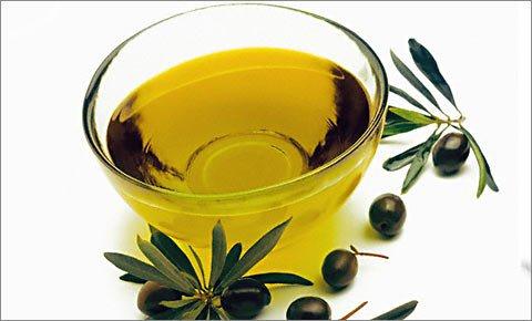 Ложка оливкового масла на ночь