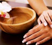 Ванночки для ногтей: йод и апельсиновый сок