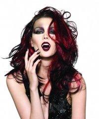 Как сделать готический макияж: макияж глаз