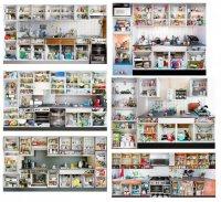 Эрик Кляйн Вольтеринк и его фотографии кухонь