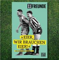 Журналы о футболе: 11 Freunde