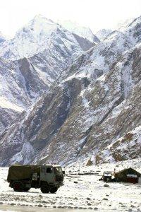 Охрана государственной границы: Индия и Пакистан