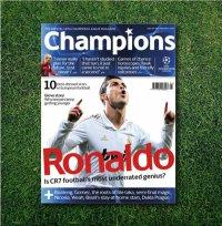 Журналы о футболе: Champions