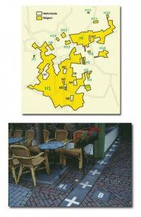 Охрана государственной границы: Бельгия и Нидерланды