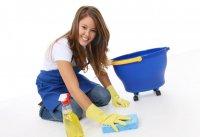 Как мыть деревянные полы?
