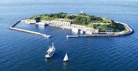 Морской замок: Flakfortet