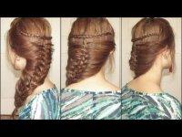 Как стать русалкой: коса русалки