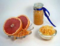 Резкий запах: грейпфрут