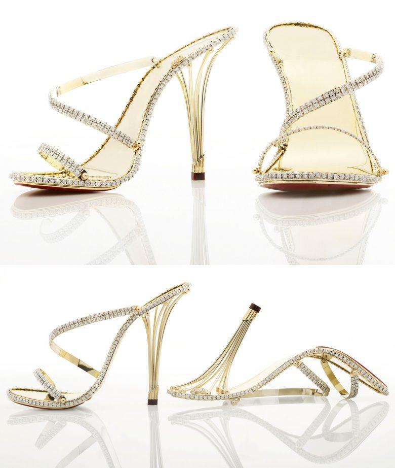 Знаете ли вы: самая дорогая в мире обувь
