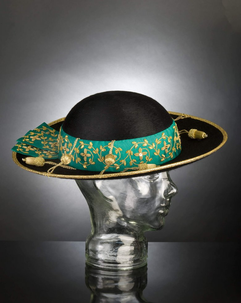 Виды шляп: галеро